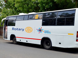 Support For Rotary Lithotripsy Ambulance