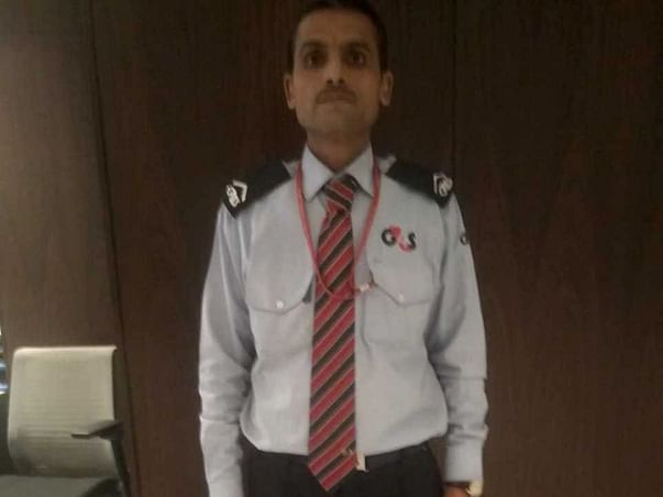 Help Security Guard, who is ready to secure thousands of future in U.P