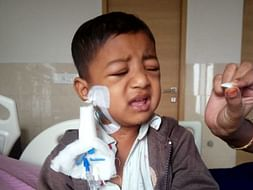 Please Help  Goutham Kaloji Recover From Leukemia