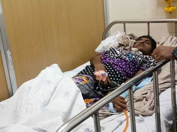 Help Zuvairiya - 19yrs Old Girl Diagnosed With TB Meningitis
