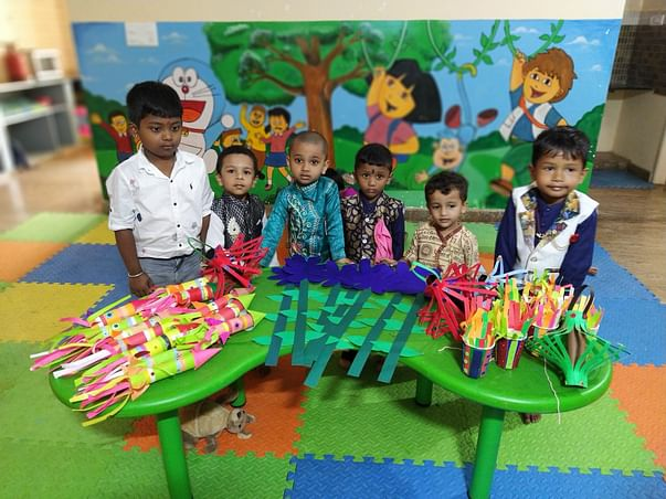 Scholarship And Support For Pre-Primary School Childrens
