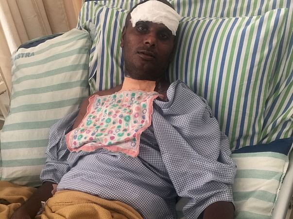 Support Shivalinge Gowda Recover From Accident