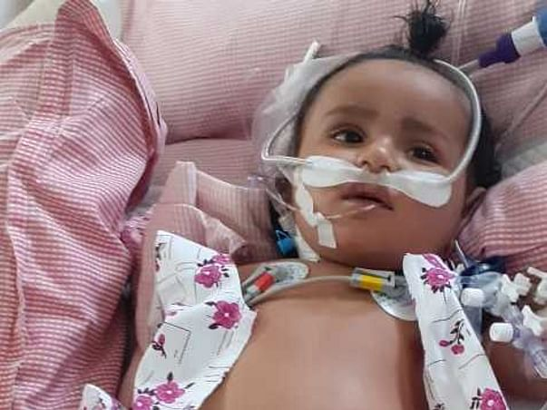 8 Months Old Mintu Needs Your Help Fight HLM secondary