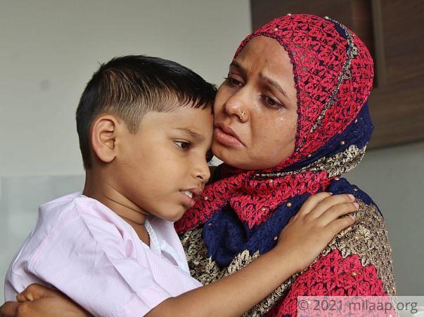 Help Danish Raza Fight Thalassemia Major