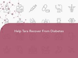 Help Tara Recover From Diabetes