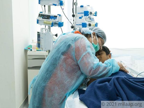 Help Nikhil Fight Chronic Liver Disease