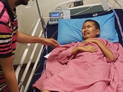 Help Hajira overcome Cancer