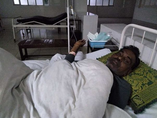 Support Naresh Kumar Recover From Lung Blockage