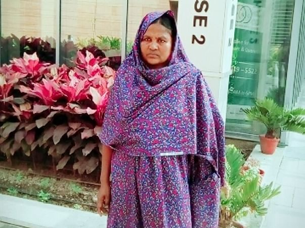 Support Mumtaz Begum Recover From Adenocarcinoma