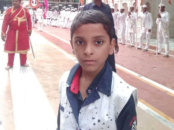 9 Years Old Ajith Rathod. Needs Your Help To Recover From  Cerebral Abscess With Emphysema