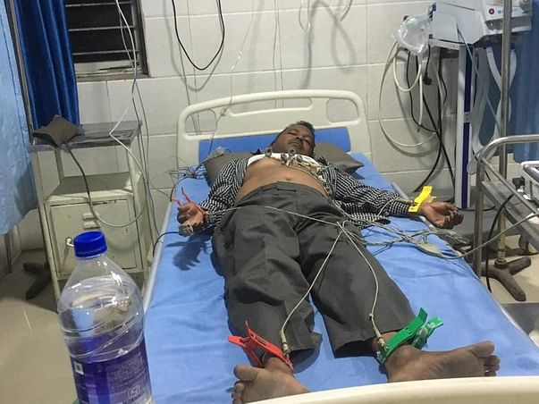 Help my father to recover from heart problem