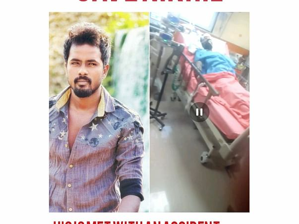 Save Nikhil Kumar Support HimTo Recover