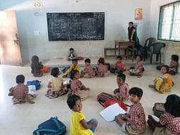 Help Underprivileged Children To Learn