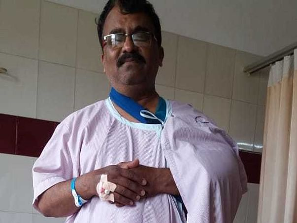Support A V Srinivas Recover From Road Traffic Accident