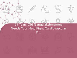 51 Years Old Gangalakshmamma Needs Your Help Fight Cardiovascular Disease