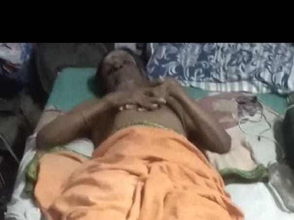 70 Years Old Velu Swamy Needs Your Help Fight Accident