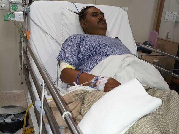 Help My Husband Fight Liver Cirrhosis