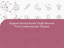 Support Arvind Kumar Singh Recover From Cardiovascular Disease