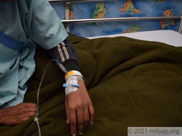 Help Nandani Fight Acute Lymphoblastic Leukemia