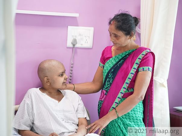 Help Prity Undergo An Allogeneic Stem Cell Transplant