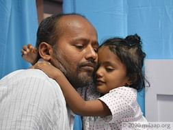 Help Baby Hithyshi Fight Acute Myeloid Leukemia