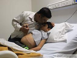 Help Kushal Undergo A Liver Transplant