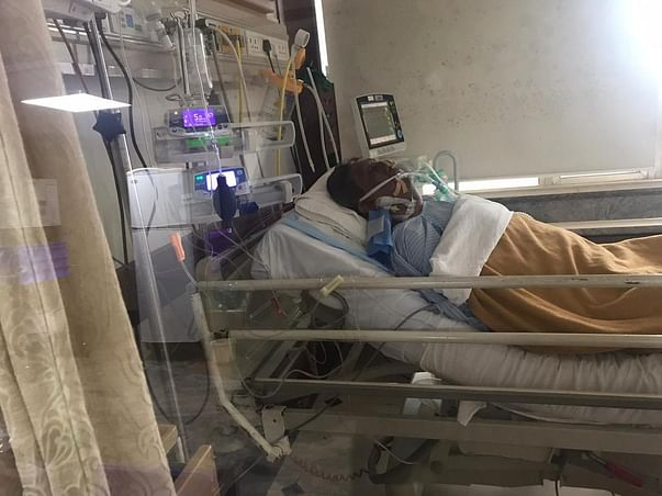 My Father Is Struggling With Brain Stroke, Help Him.
