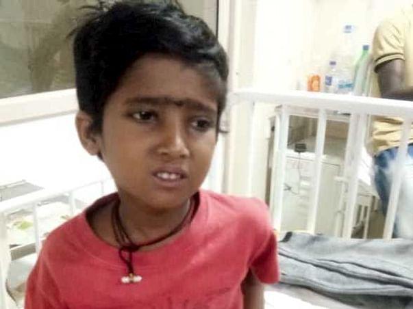 7 Years Old Chaitanya Needs Your Help Fight Hepatitis B Related Chronic Liver Disease