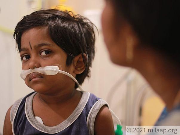 Help Aaradhana Fight Acute Lymphoblastic Leukemia