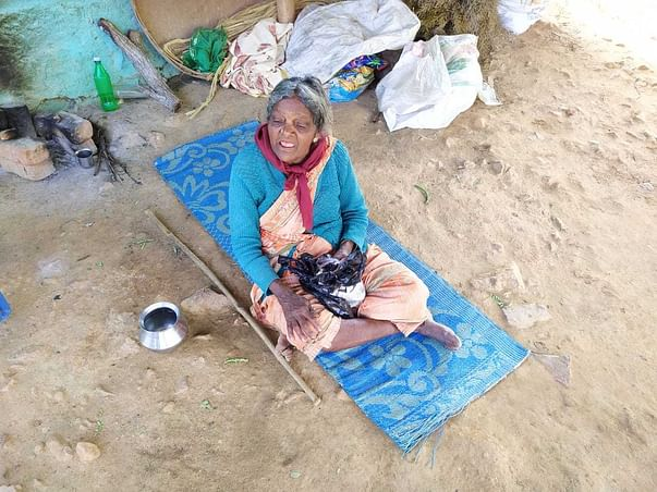 Help Raachamma Live  A Respectful Life.