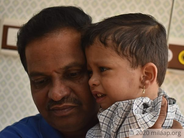 Help Baby Swarit Joshi Fight Acute Liver Failure