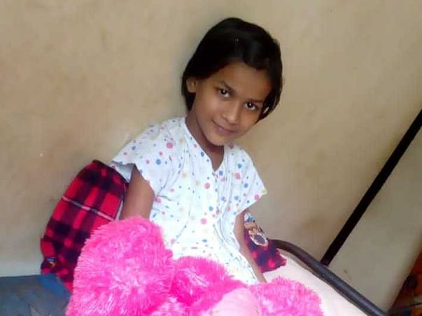10 years Old Pari Needs Your Help Fight Hypertension