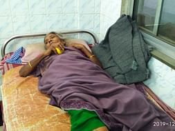 Help Vimlaben Mansinh Parmar Recover From Paralysis