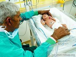 Help Sunita's Premature Baby Survive