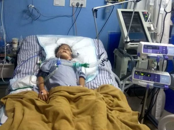 My Maid's Daughter Struggling With Acute Pneumonia, Help Her