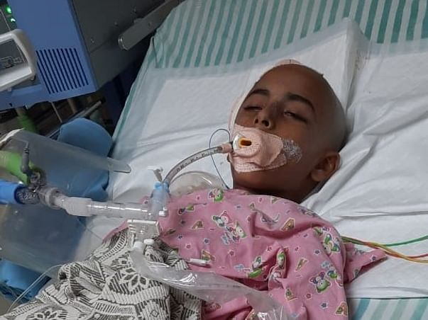 This 14 years old needs your urgent support in fighting Head injury