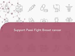 Support Passi Fight Breast cancer