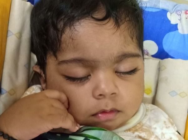 Help A 2-Year-old To Recover From Heart Problems