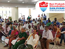 Please Support Ravi Prakash Silicon Andhra Sanjivani Hospital