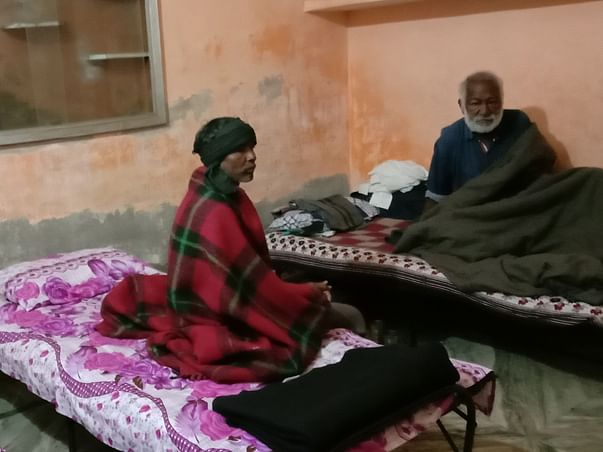 Please Help Construction of Shelter Home for Abandoned Senior Citizen