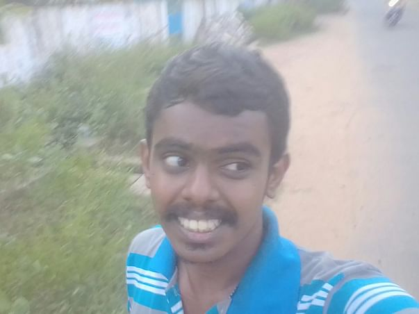 Help Visually challenged Masthan to complete his Study