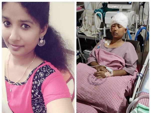 Help Sheeba Recover From A Brain Tumor