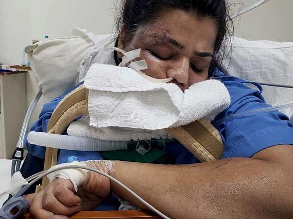 Help Tasneem Shabbir For Her Speedy Recovery!