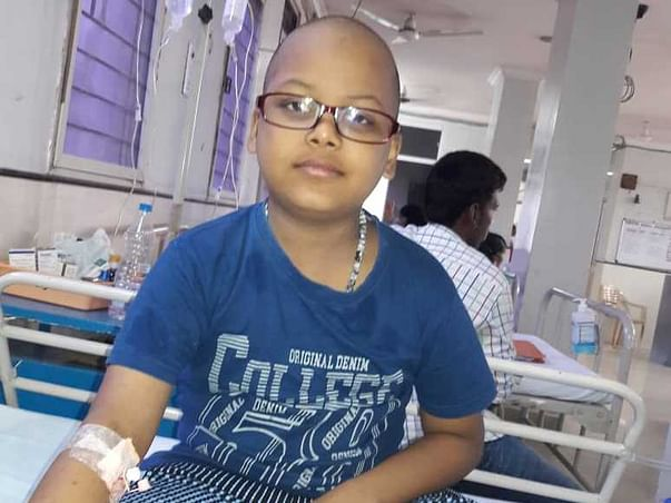 Help Mohammad Rehaan Recover From Blood Cancer