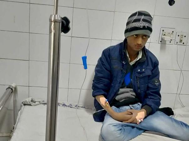 Help Sushant to undergo Liver Transplant