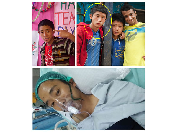 Help my student from a remote Sikkim Village with kidney transplant