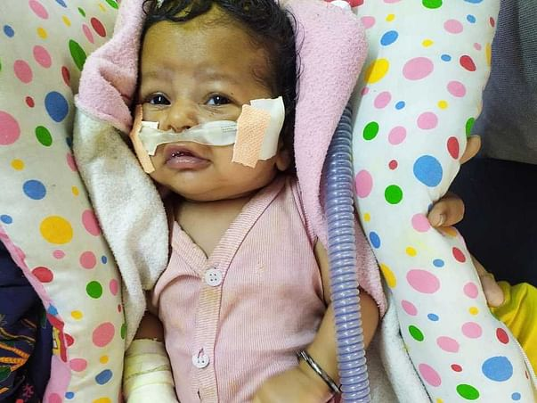 Help Baby Of Poonam Kumari