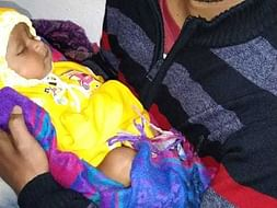 5 Months Old Baby Prapti Panda Needs Your Help Fight Osteopetrosis