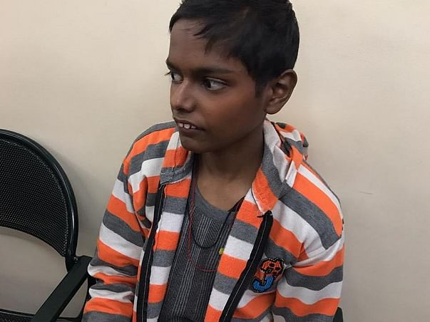 Severe autism of deksh needs support and affection