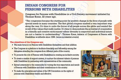 Indian Congress for Persons with Disabilities